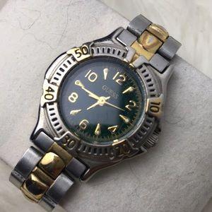 Vintage 1995 ladies guess sport wrist watch